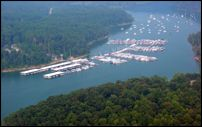 Cave Run Lake Marina - Morehead, Kentucky