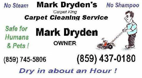 Dryden's Carpet Cleaning