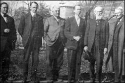 Salt Lick Bank Founders