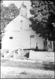 Salt Lick Christian Church, 1940