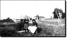 "Liz Smith & Mary Smith - Dr. Van Antwerp's ""Pioneer Apple Orchard"""